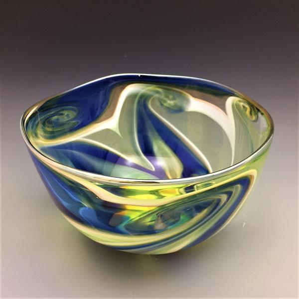 Paulus Tjiang glassware