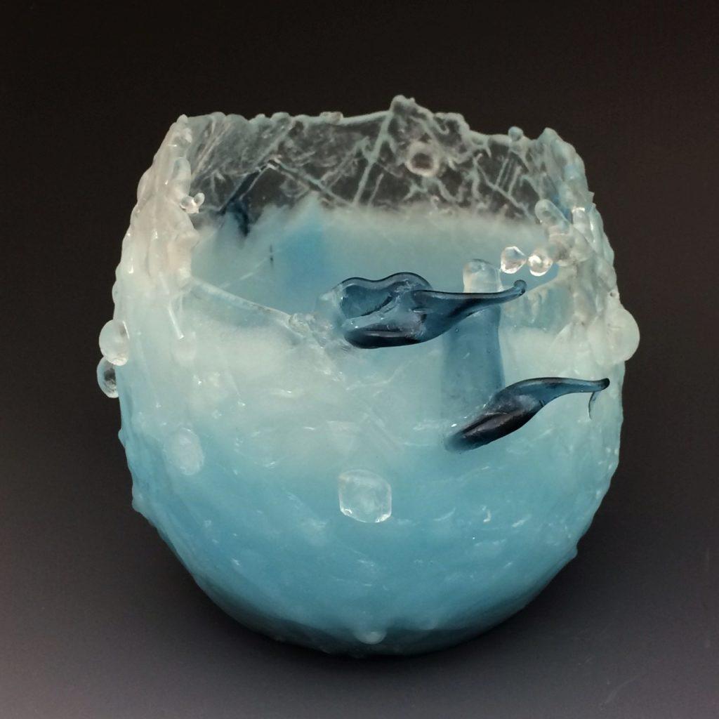 The glass work of Eiko Emori