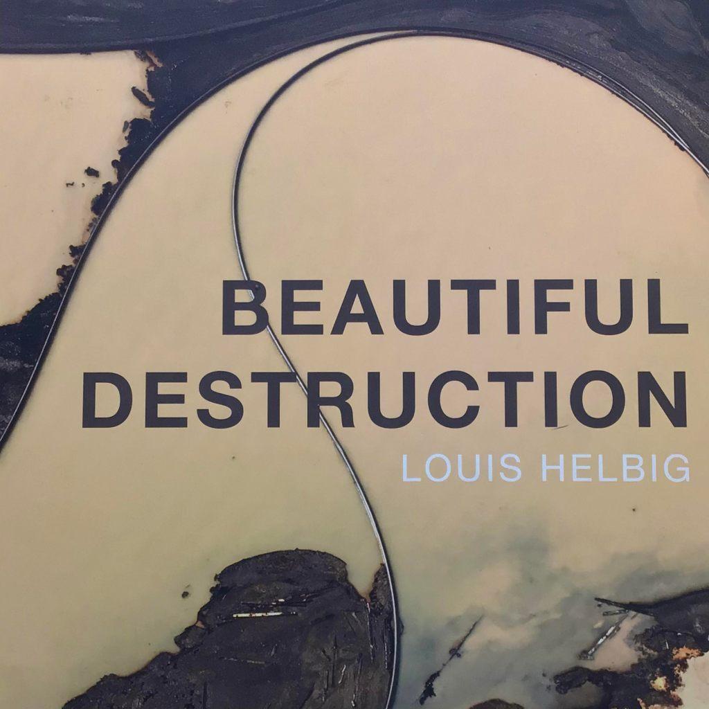 Louis Helbig, Beautiful Destruction cover
